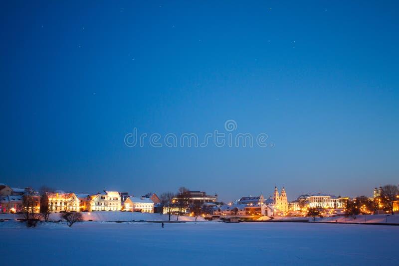 Mir Castle belarus images libres de droits