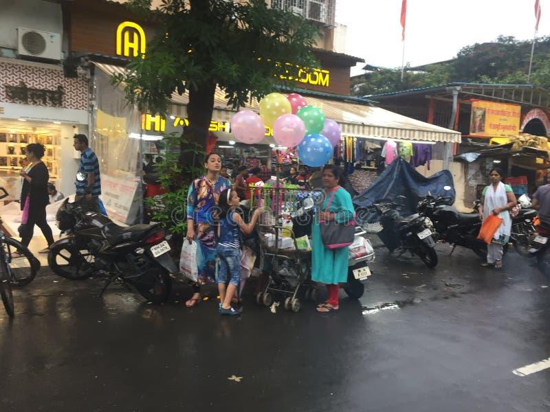 Mira Road nel distretto di Thane fotografia stock