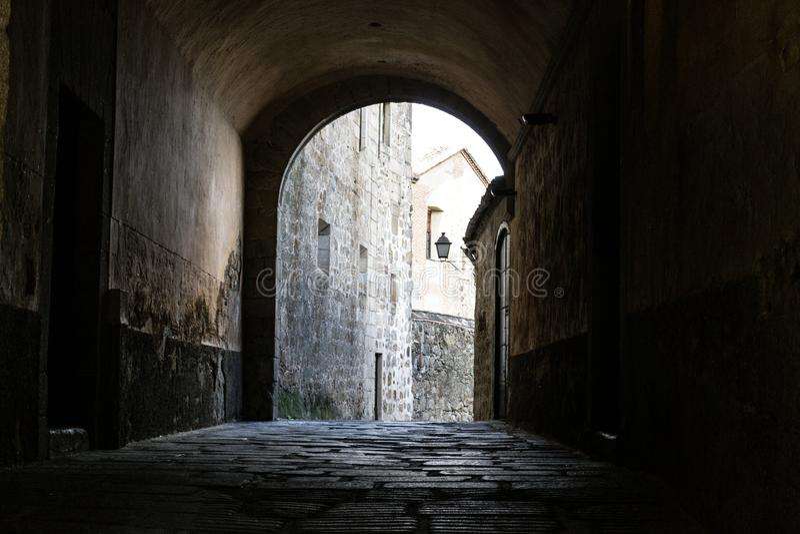 Mirabell宫殿在普拉森西亚(西班牙 库存照片