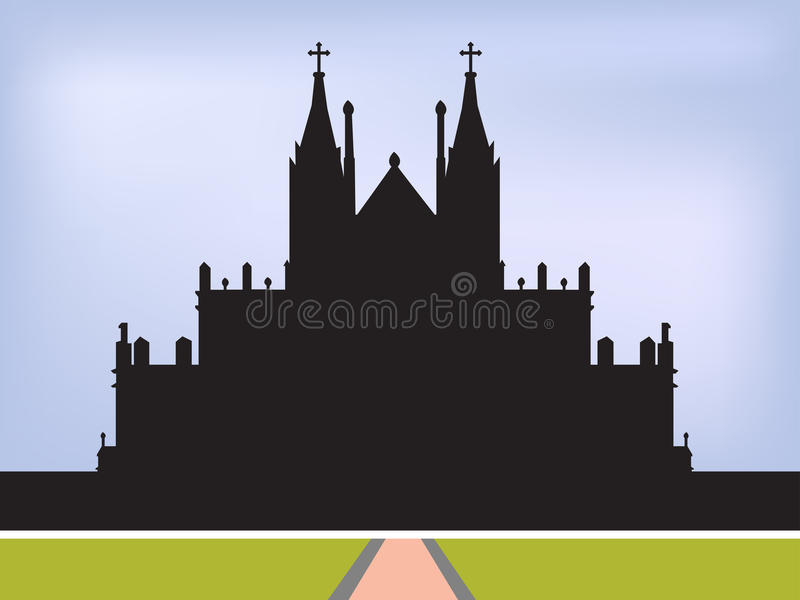 Download Miracle Church stock vector. Illustration of template - 21029928
