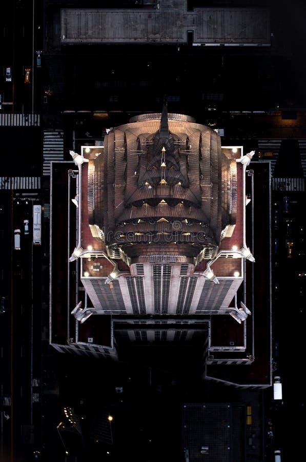 Mirada de Chrysler abajo imágenes de archivo libres de regalías
