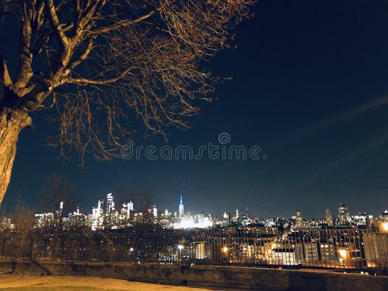 Mirada de NYC fotos de archivo