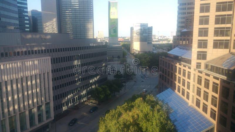 Mirada fuera de la reunión me invitaron en a Dallas Texas imagen de archivo