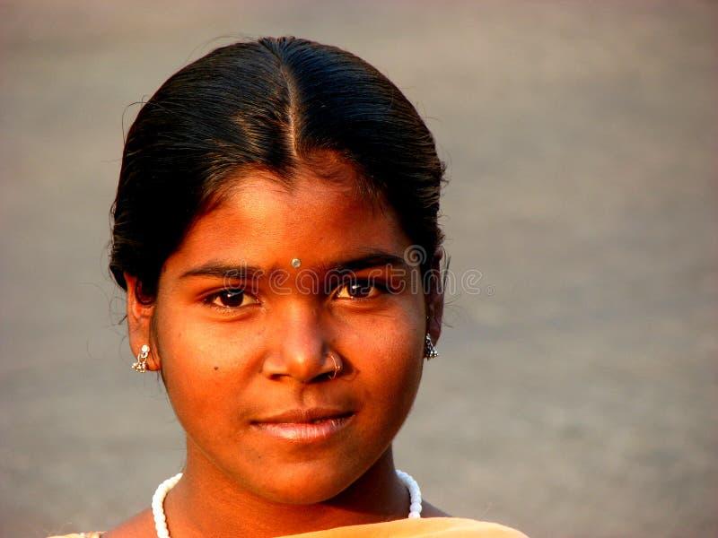 Mirada india fotos de archivo libres de regalías