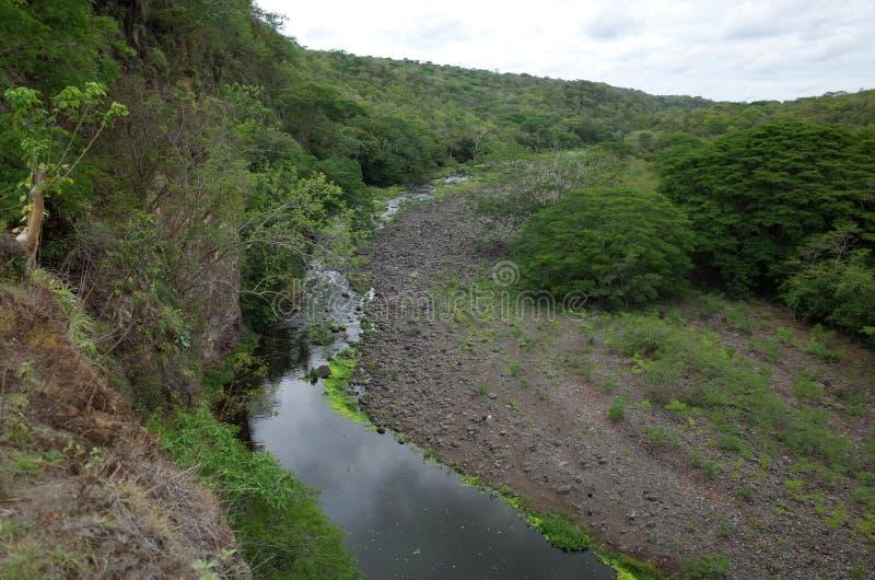 Miraflor Nature Reserve. A view of the Miraflor Nature Reserve near Esteli, Nicaragua stock images