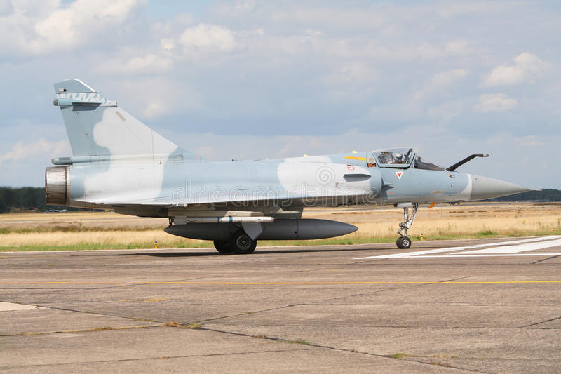 Download Mirage 2000 jet plane stock image. Image of force, airforce - 15240855