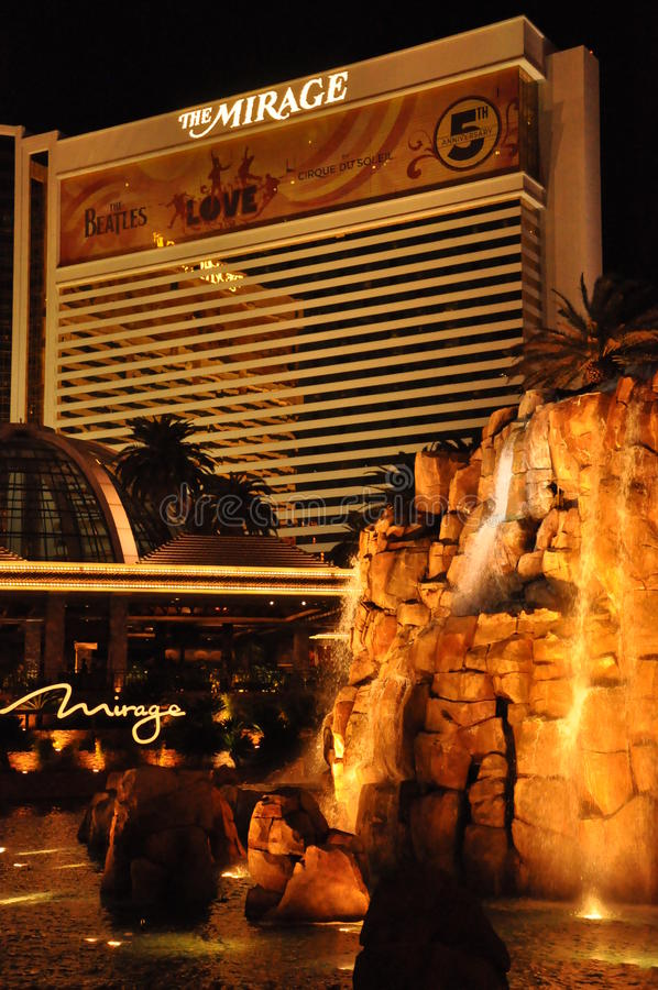Mirage Hotel and Casino in Las Vegas