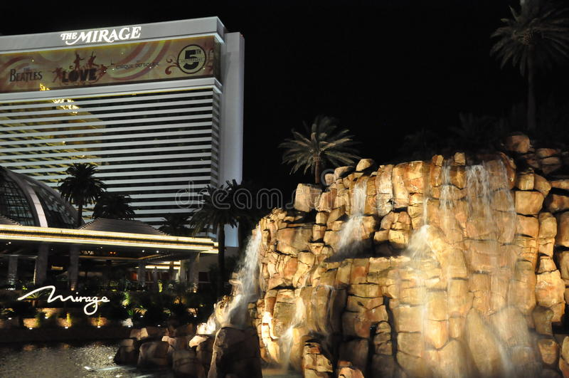 Download Mirage Hotel And Casino In Las Vegas Editorial Photography - Image: 34228932