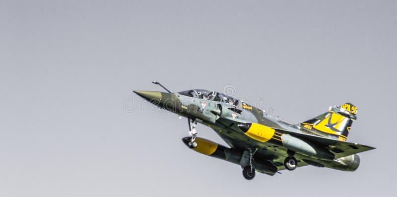 Miragem 2000D Couteau_Delta imagens de stock royalty free