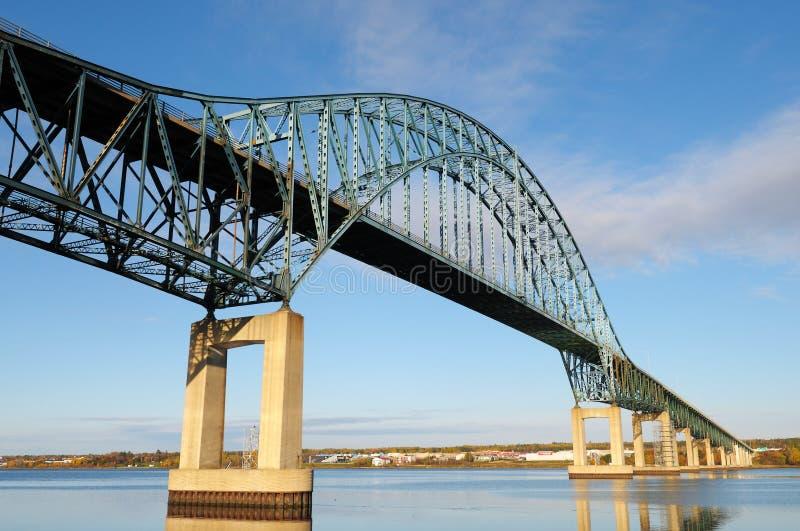 Miramichi Bridge stock photos