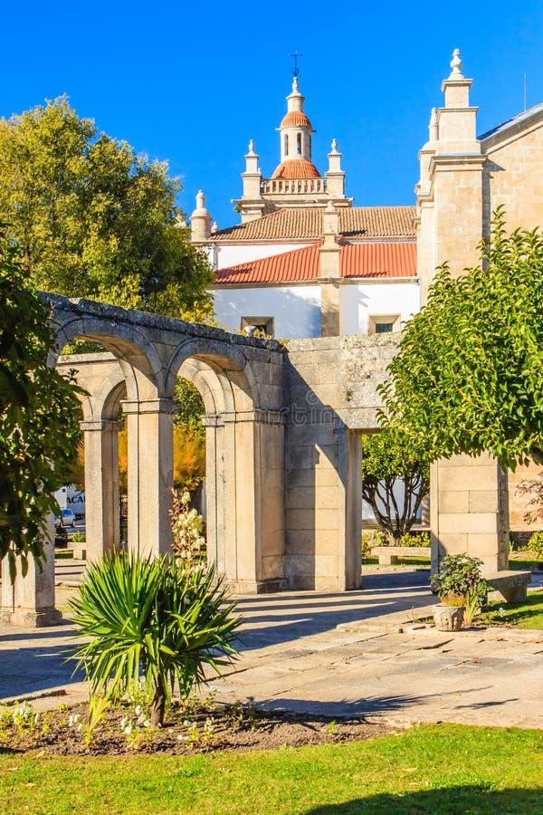 Miranda font Douro, Beira-Baixa, Portugal photographie stock libre de droits