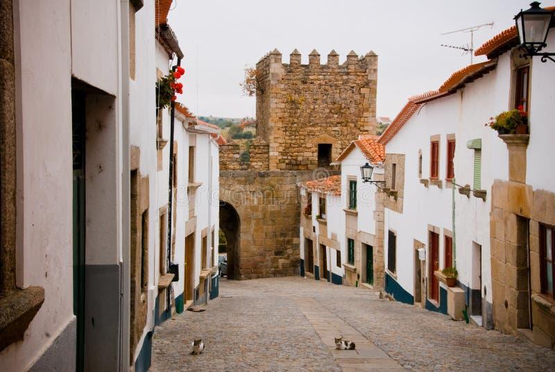 Miranda font Douro, Portugal image stock