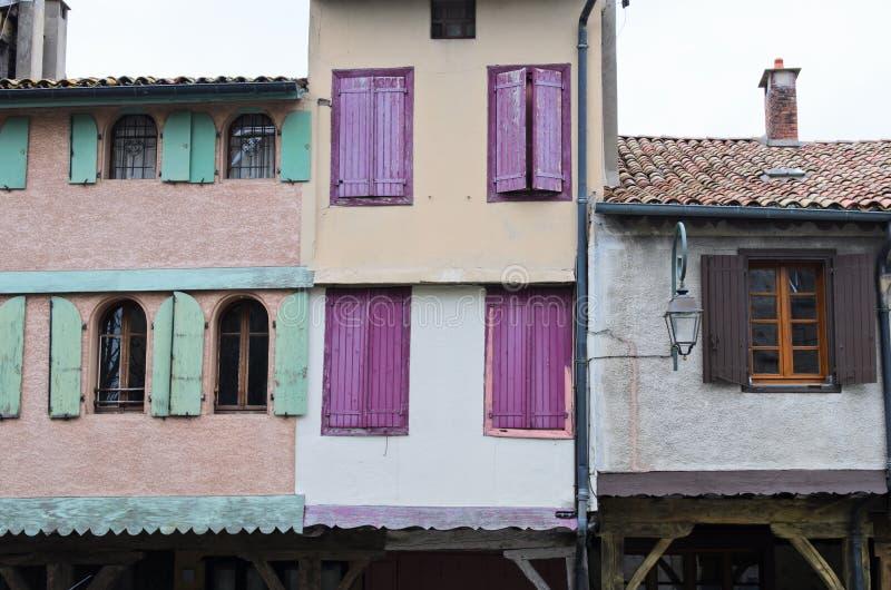 Mireoix, Francia foto de archivo