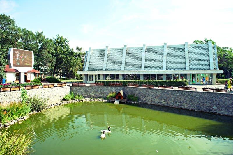 Mirgorod resort, Ukraine. royalty free stock images