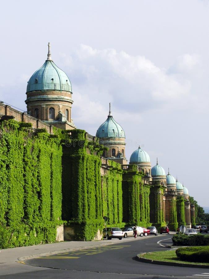 Mirogoj Zagreb royalty-vrije stock afbeelding