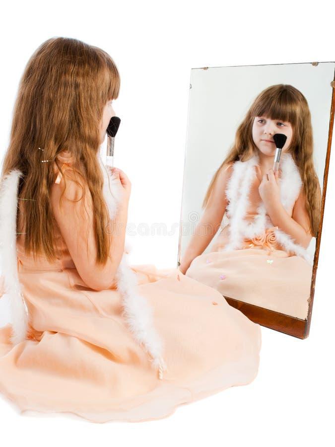 miroir avant photographie stock libre de droits
