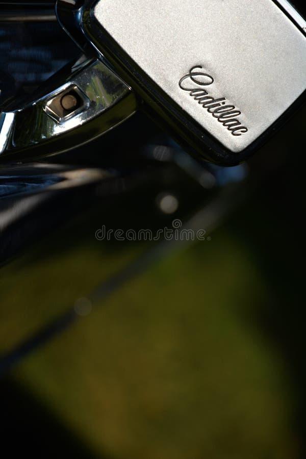 Miroir de Cadillac image libre de droits