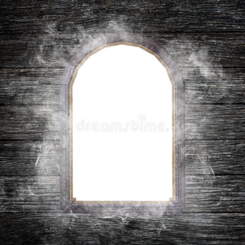Miroir magique images libres de droits