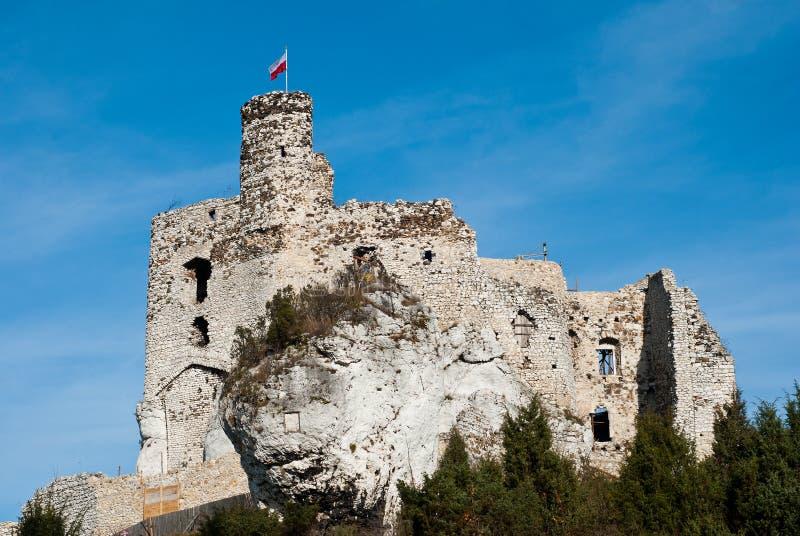 Mirow castle royalty free stock photo