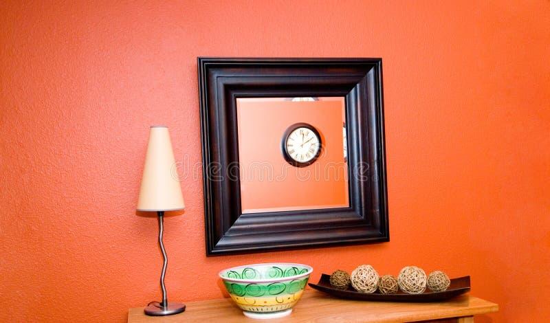 In the Mirror stock photos