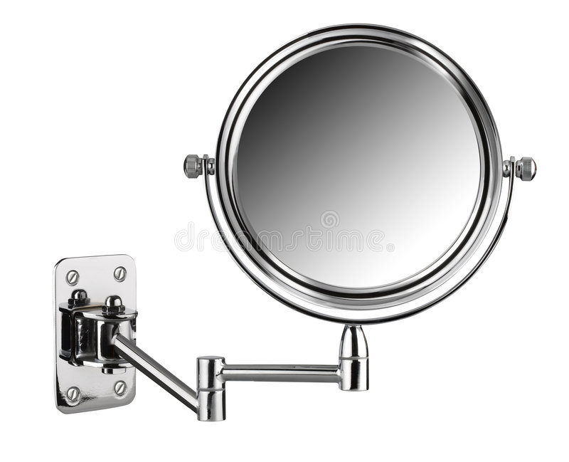 Download Mirror stock photo. Image of accessory, silver, beauty - 7369102