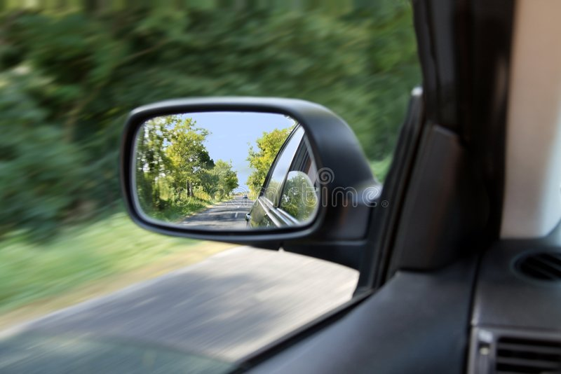 Download Mirror stock image. Image of empty, detail, fast, countryside - 8462439