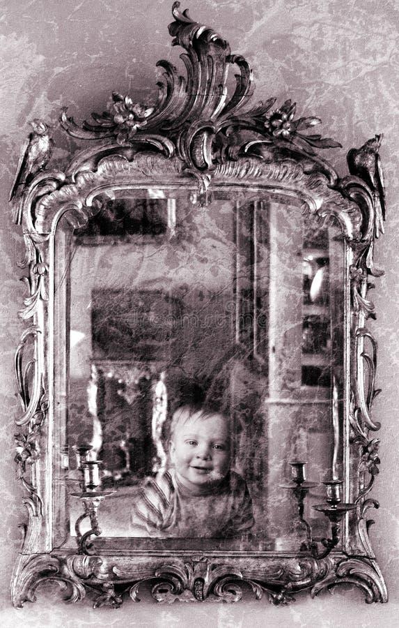 Download Mirror Grunge Stock Images - Image: 2297554
