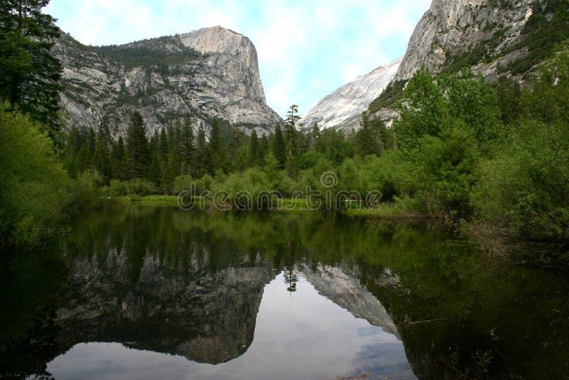 Mirror Lake royalty free stock photography