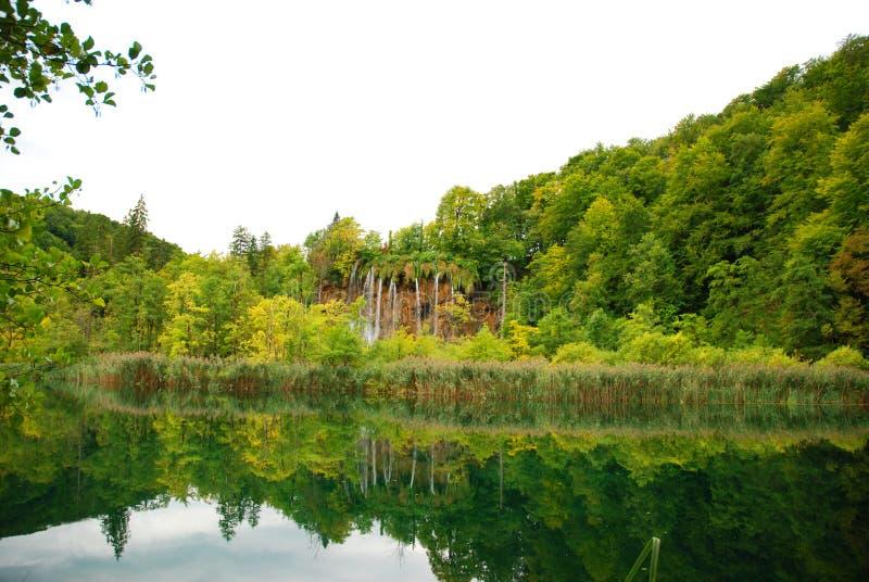 Mirror lake royalty free stock image