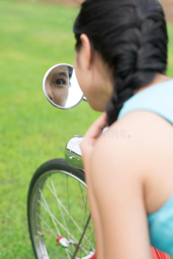 Download Mirror, mirror stock image. Image of attractive, people - 28361199