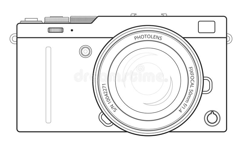 Mirrorless compact camera stock vector illustration of compact download mirrorless compact camera stock vector illustration of compact 67173128 malvernweather Gallery