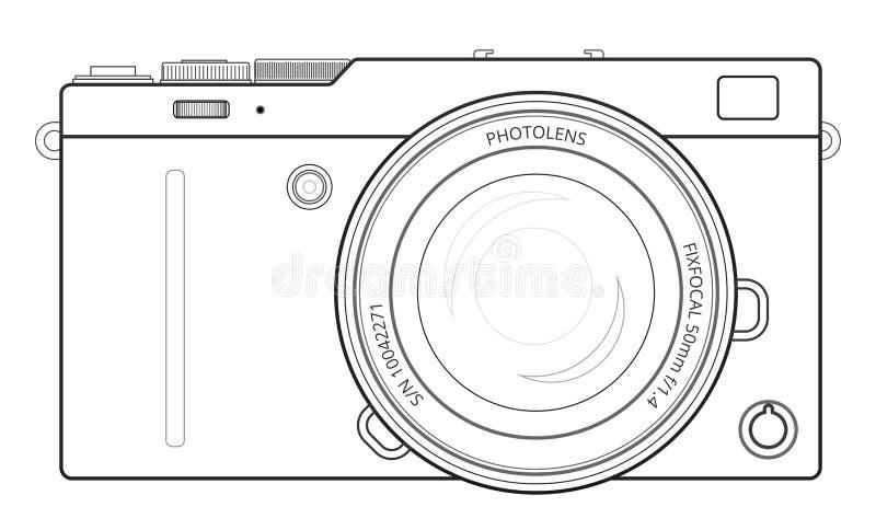 Mirrorless compact camera stock vector illustration of compact download mirrorless compact camera stock vector illustration of compact 67173128 malvernweather Images