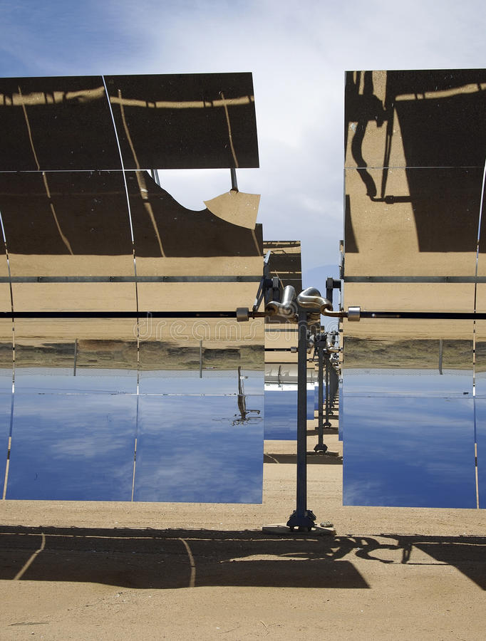 Download Mirrors stock photo. Image of energy, mirror, solar, electricity - 25271974