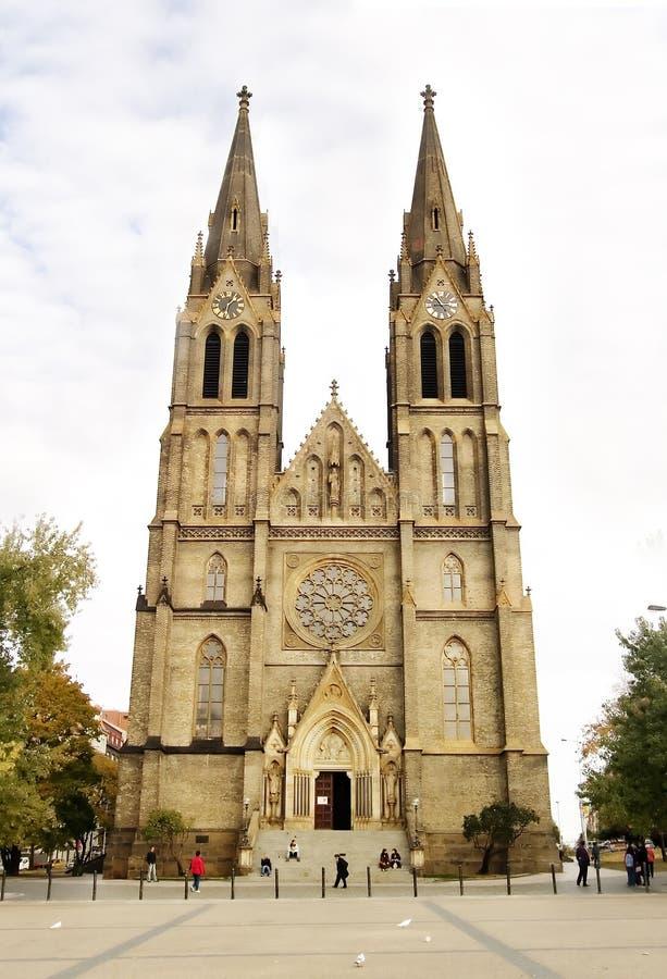 Miru Church royalty free stock photos