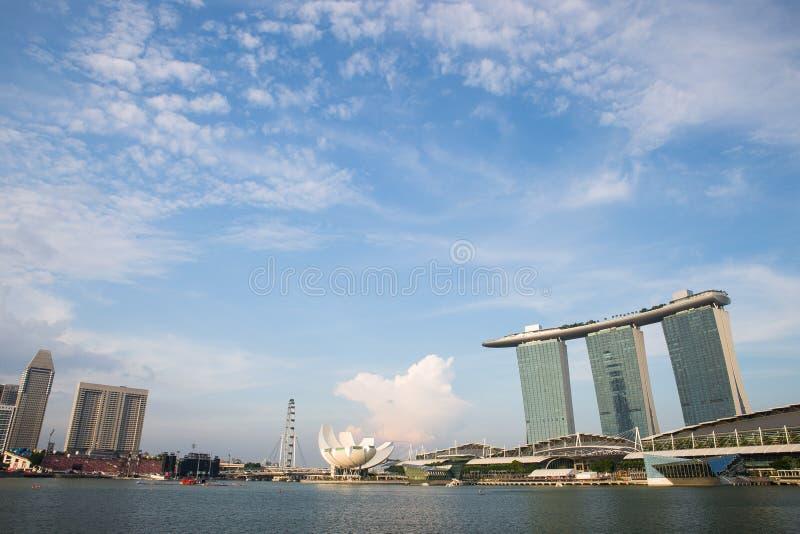 Mis-bande de Singapour photographie stock
