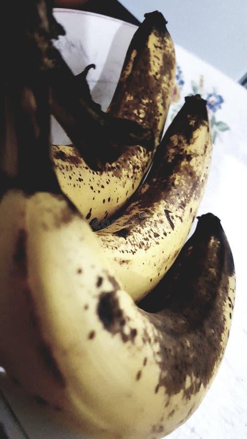Mis plátanos fotografía de archivo