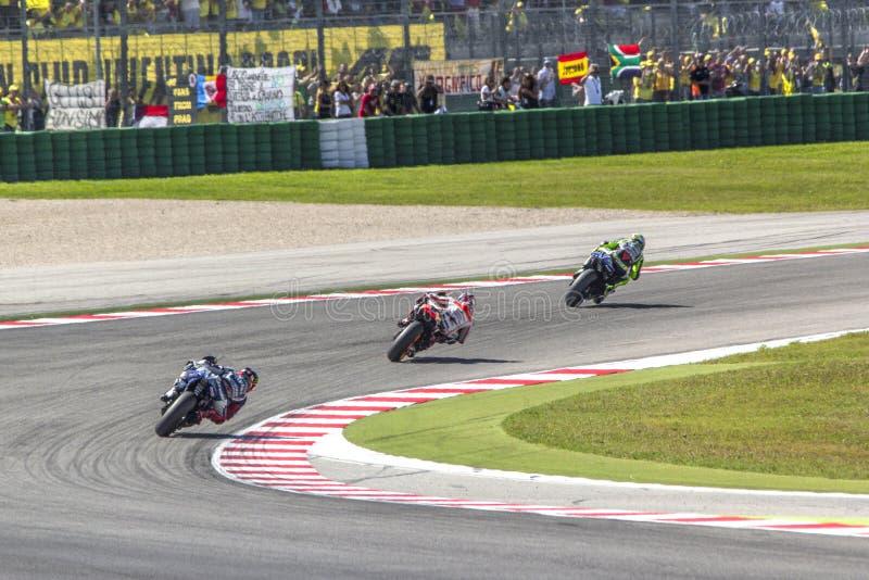 Misano MotoGP race. stock photos