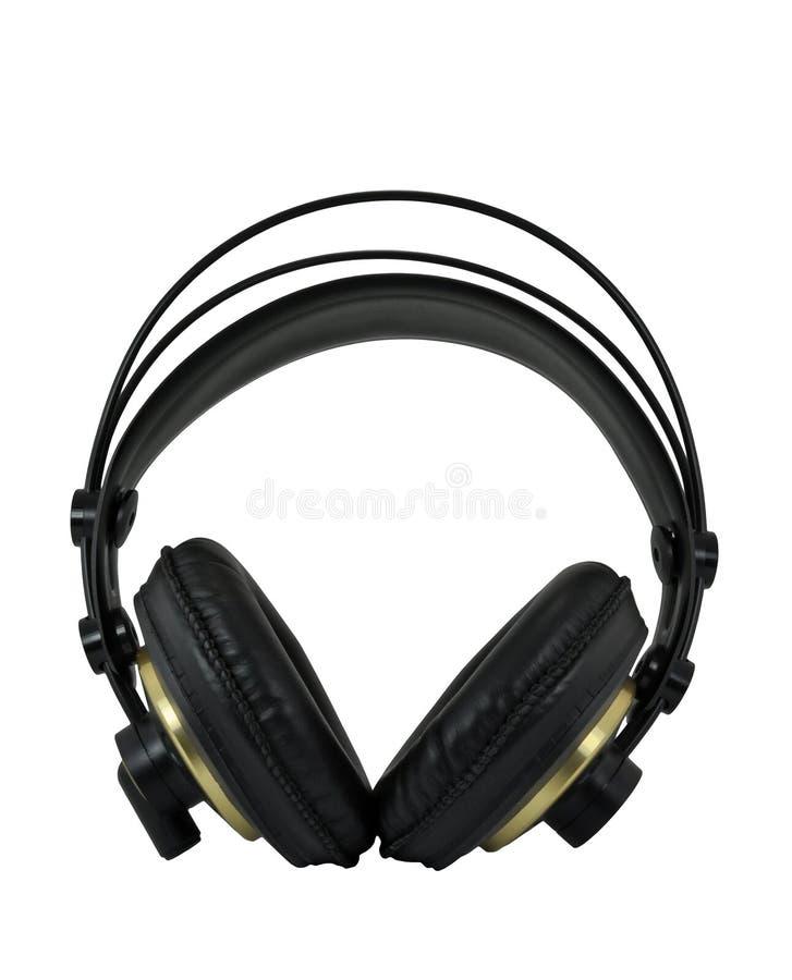 Mischende Kopfhörer stockfotos