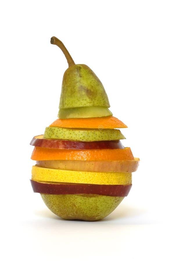 Mischfrucht lizenzfreie stockfotografie