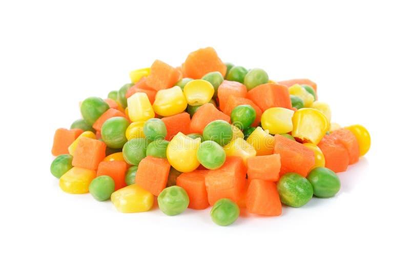 Mischung des Gemüses stockbilder