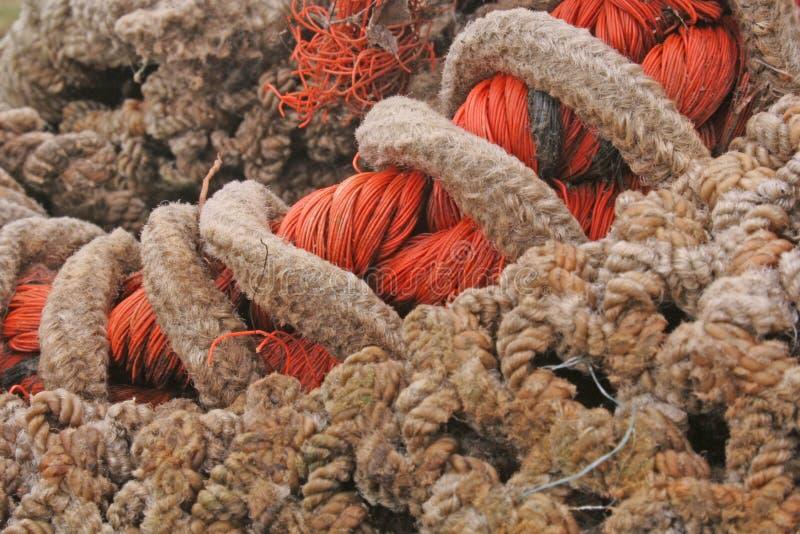 Mischung des Seils lizenzfreie stockbilder