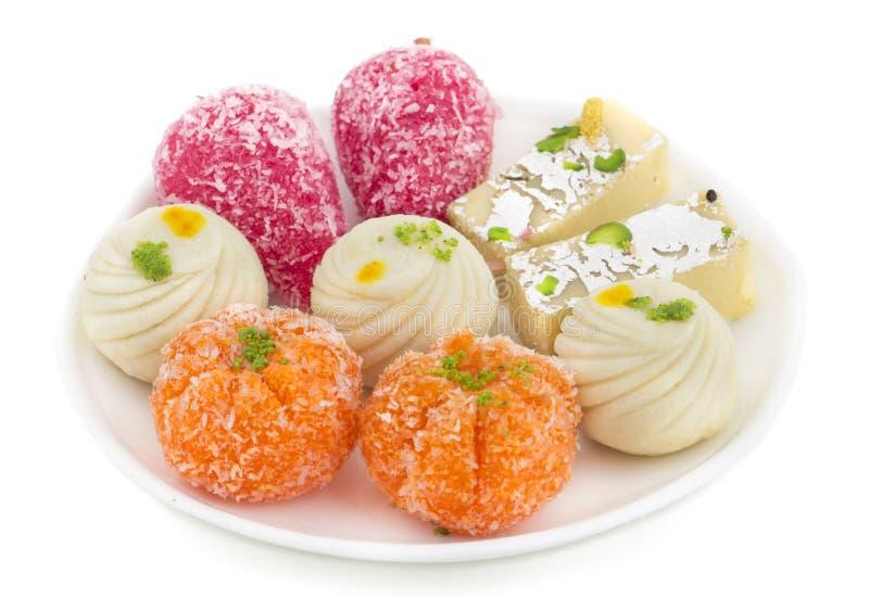 Mischungs-Bonbon-Lebensmittel lizenzfreie stockfotos