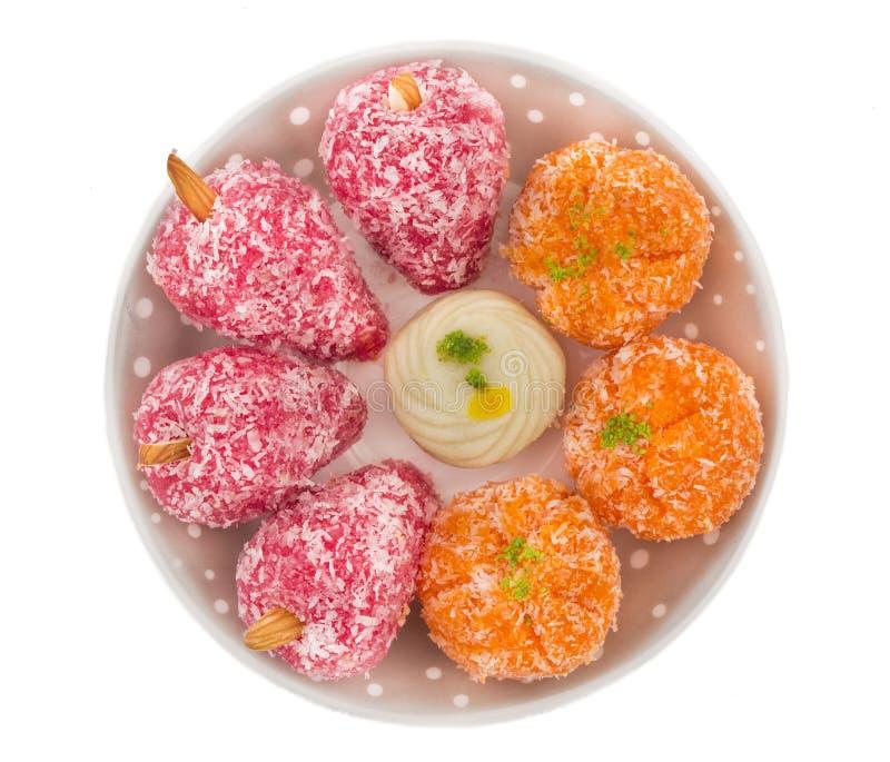 Mischungs-Bonbon-Lebensmittel stockfotografie