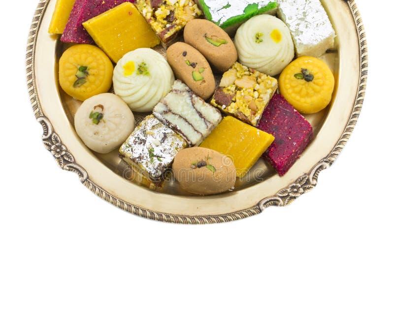 Mischungs-Bonbon-Lebensmittel stockbild