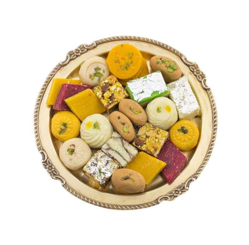 Mischungs-Bonbon-Lebensmittel lizenzfreies stockbild