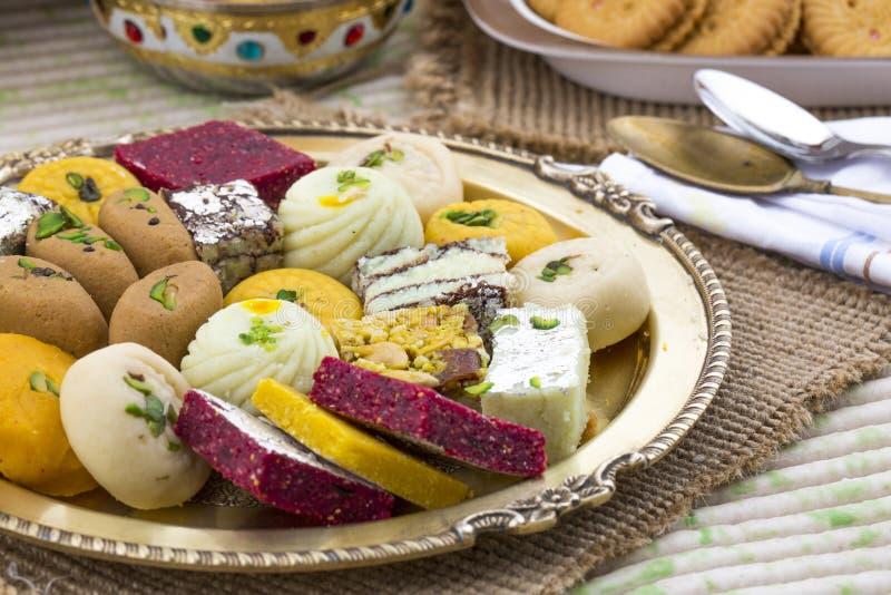 Mischungs-Bonbon-Lebensmittel stockbilder