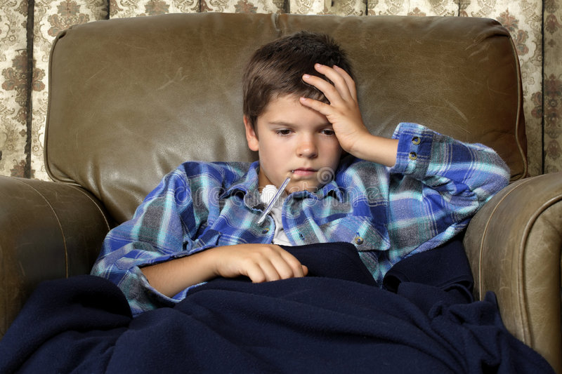 Download Miserable cold stock photo. Image of common, test, unwell - 6843020