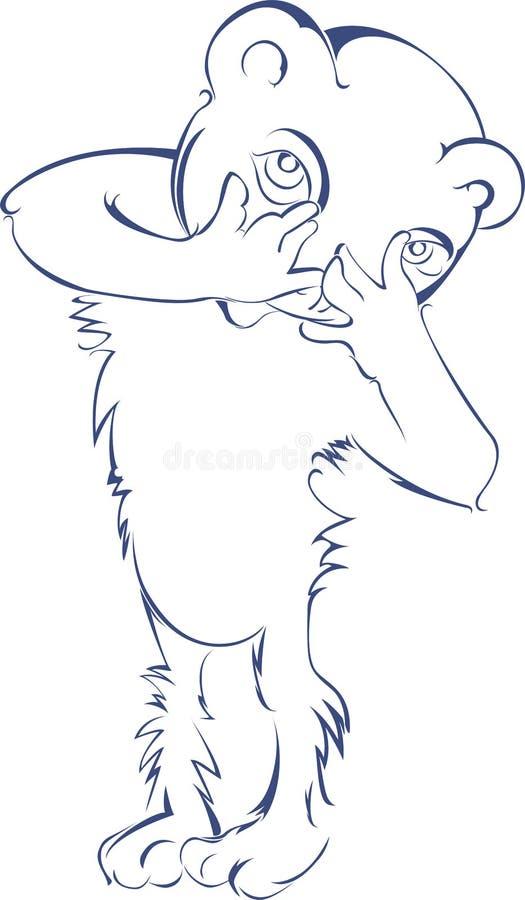 Download Mishel illustrazione di stock. Illustrazione di profilo - 7320765