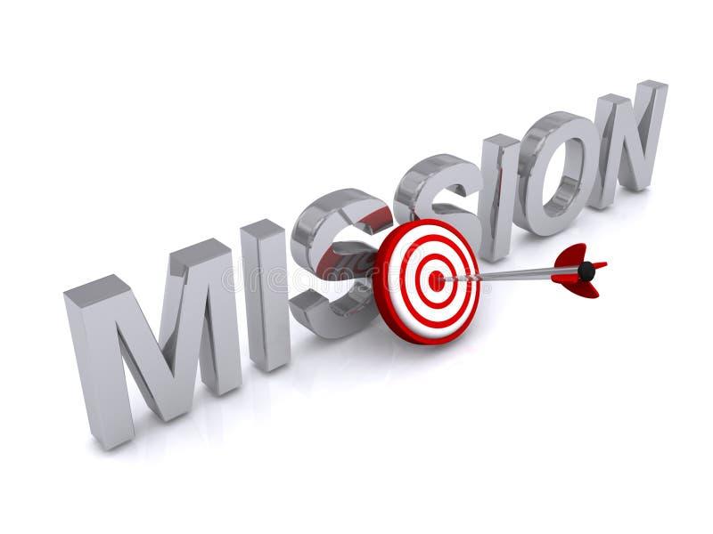 misión libre illustration