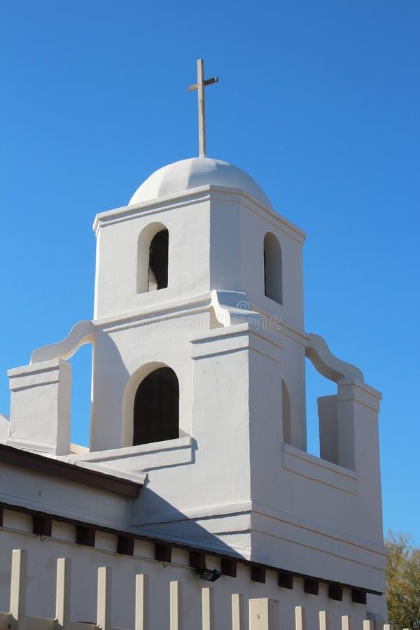 Misión de Adobe, Scottsdale, Arizona foto de archivo libre de regalías